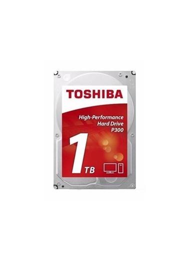 Toshiba 1 Tb P300 64Mb 7200Rpm Sata3 6Gb/S Hdwd110Uzsva Renkli